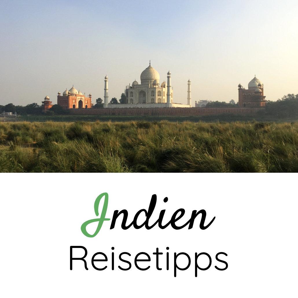 Indien Reisetipps Box