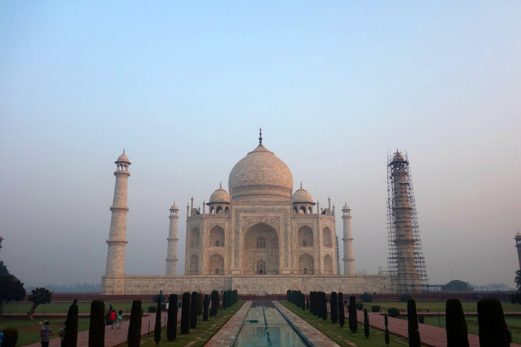 Indien Taj Mahal Titelbild II