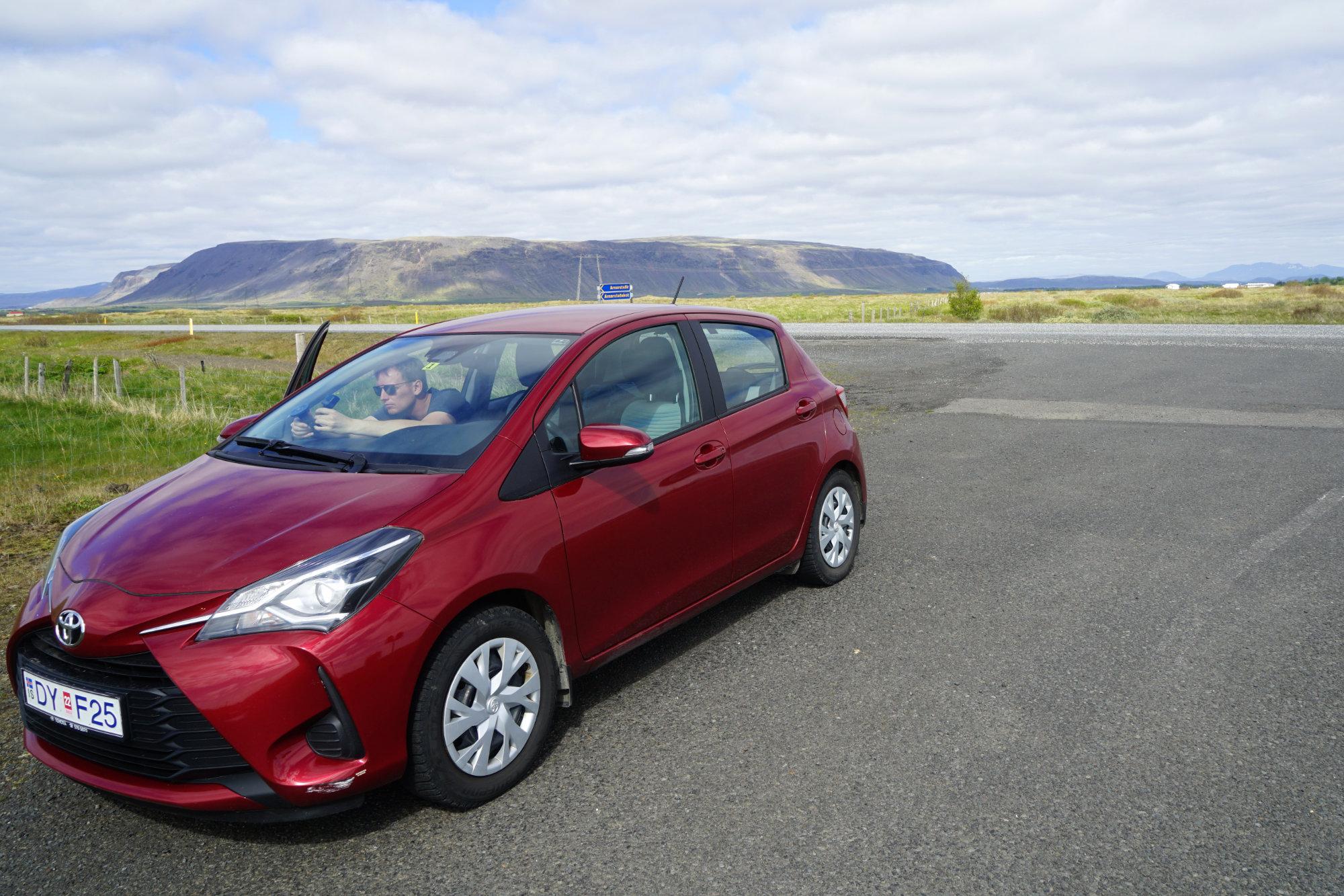 Island Reisetipps Mietwagen