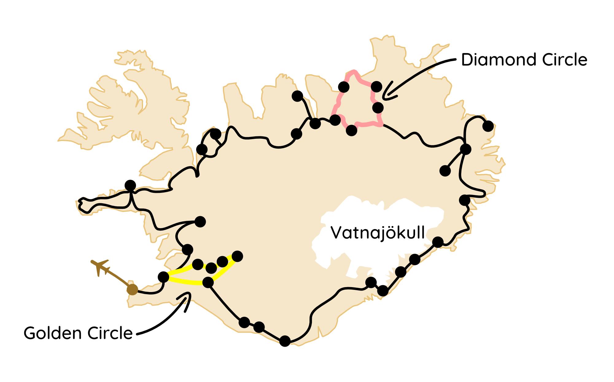 Island Route