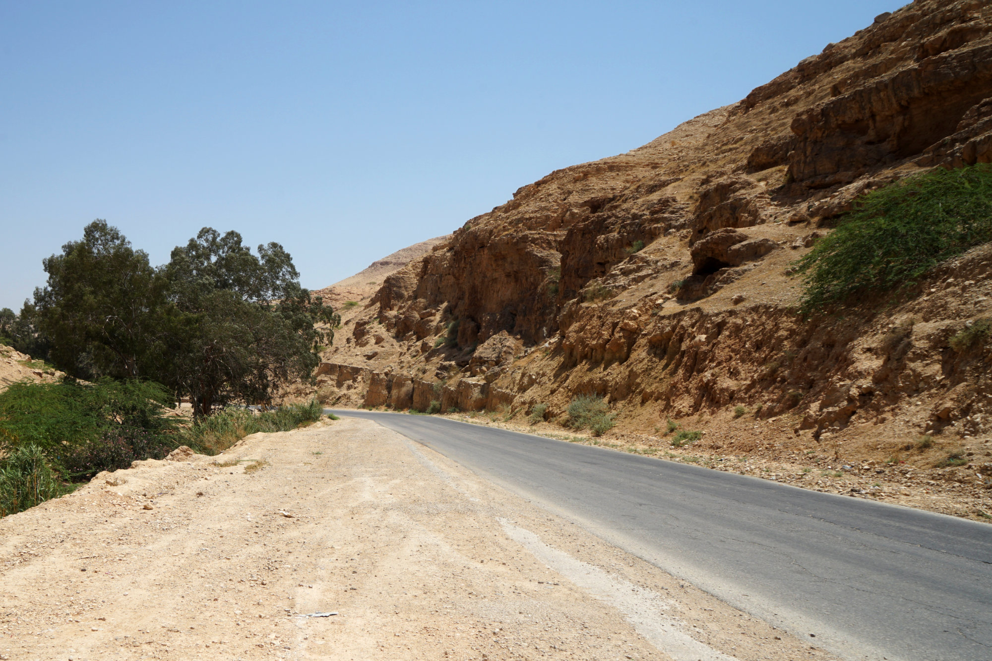 Jordanien Transport Straße
