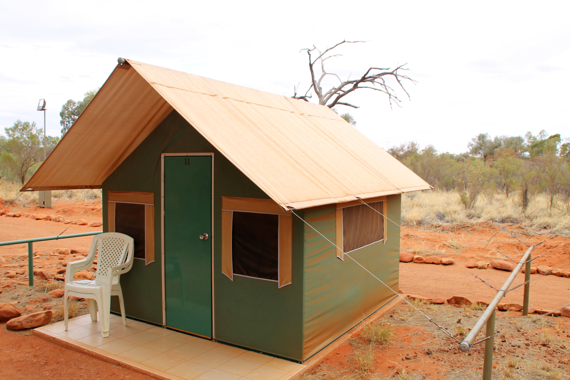 Kings Canyon Safari Cabin