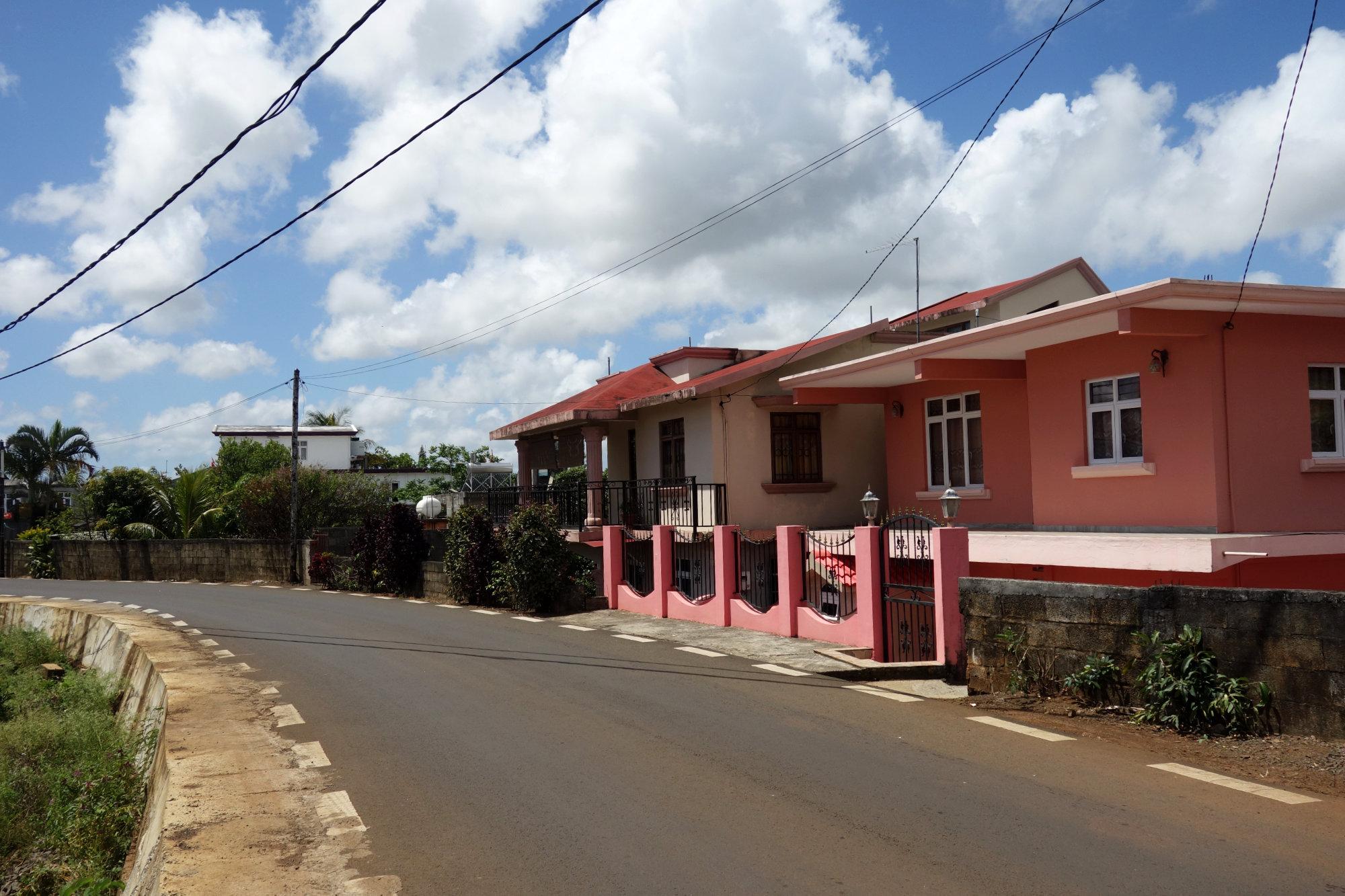 Mauritius Reisetipps Straße