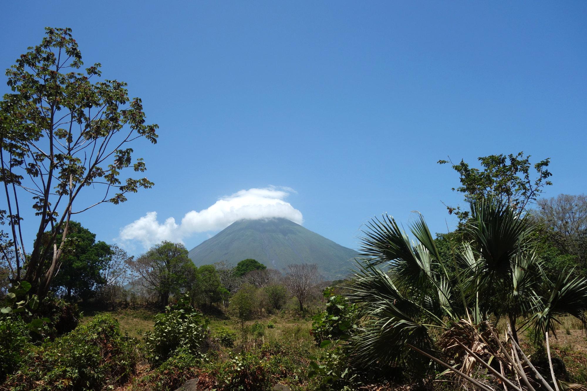 Ometepe Vulkan
