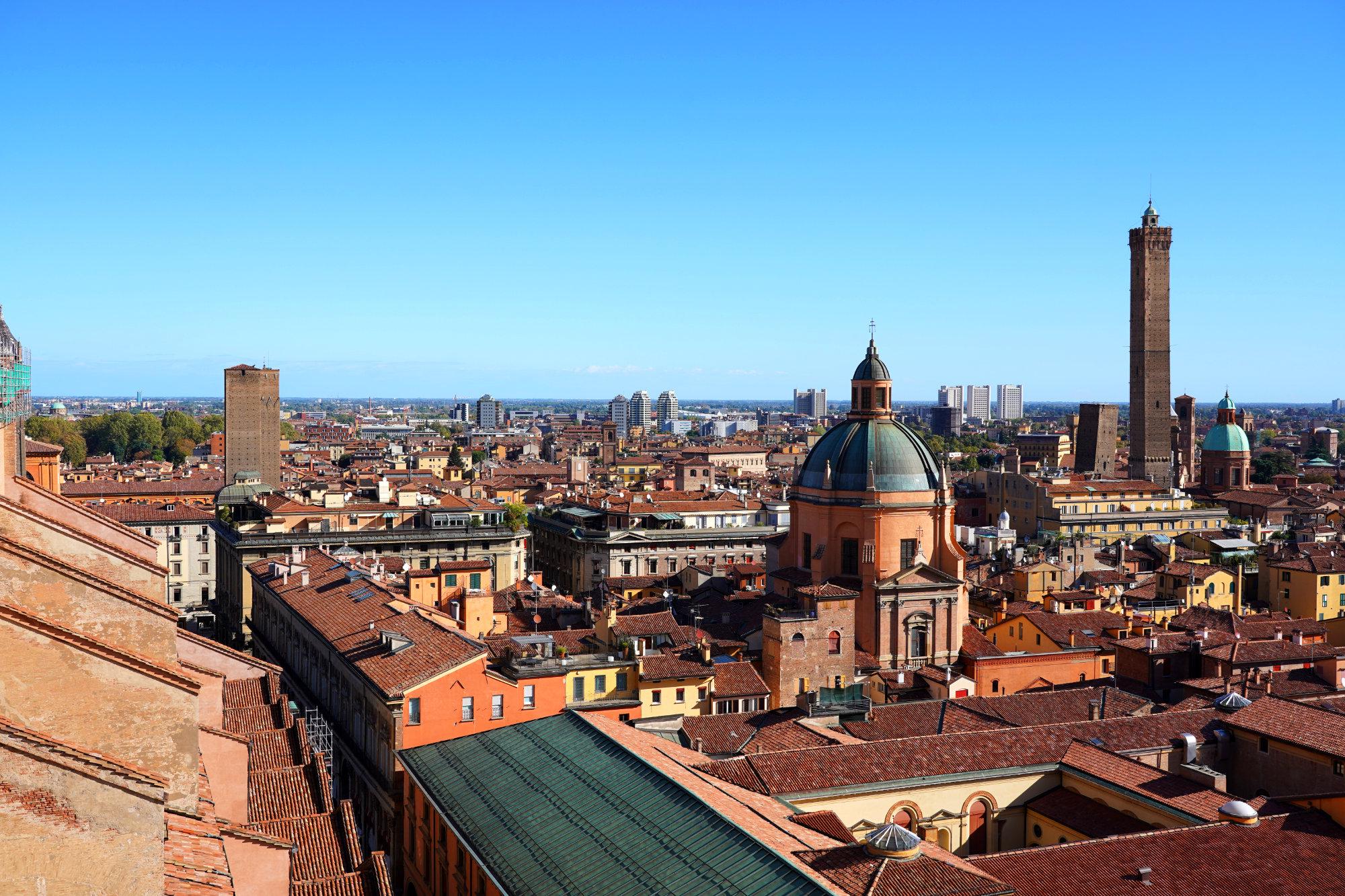 Bologna Sehenswürdigkeiten