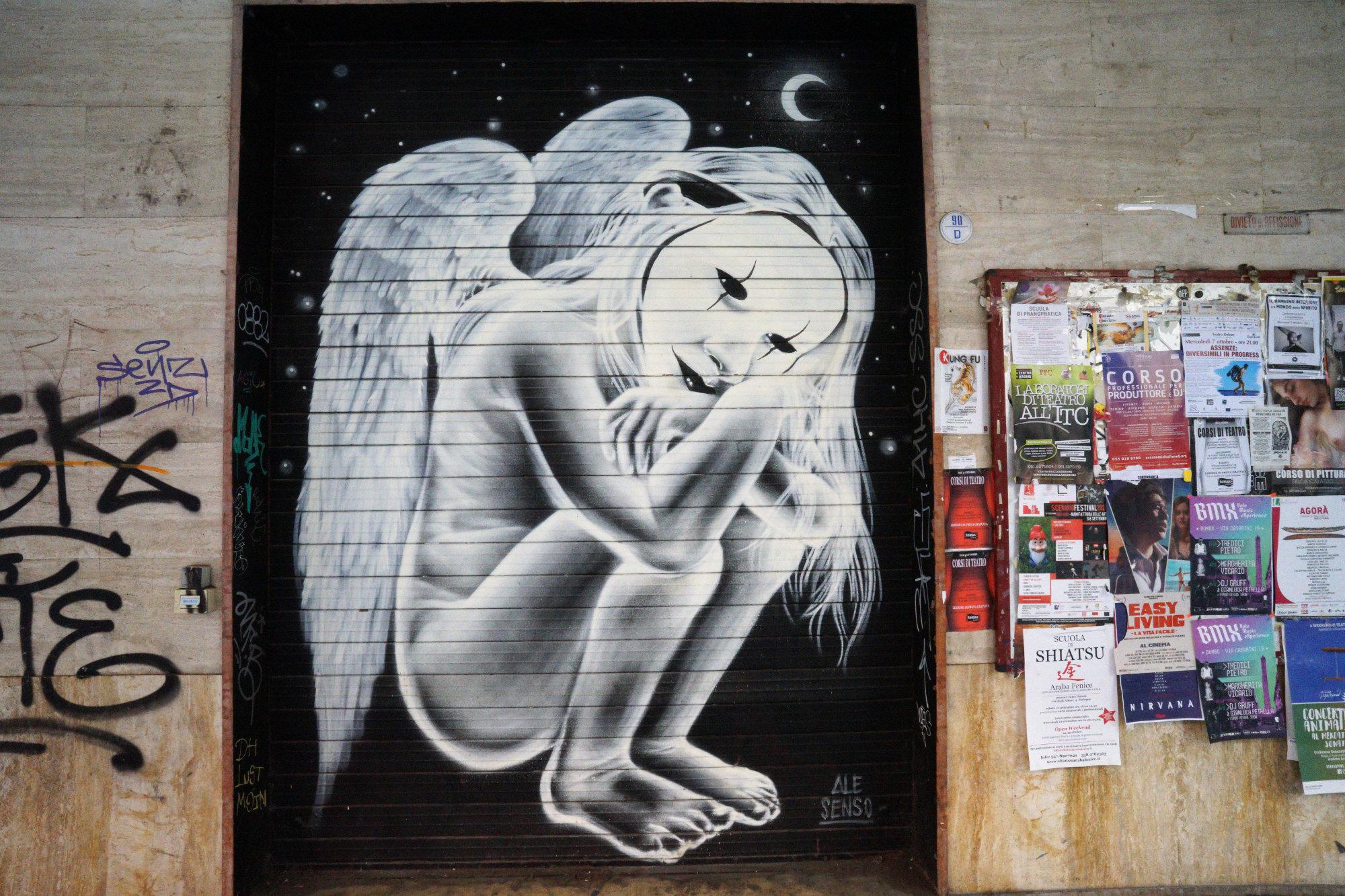 Bologna Grafitti
