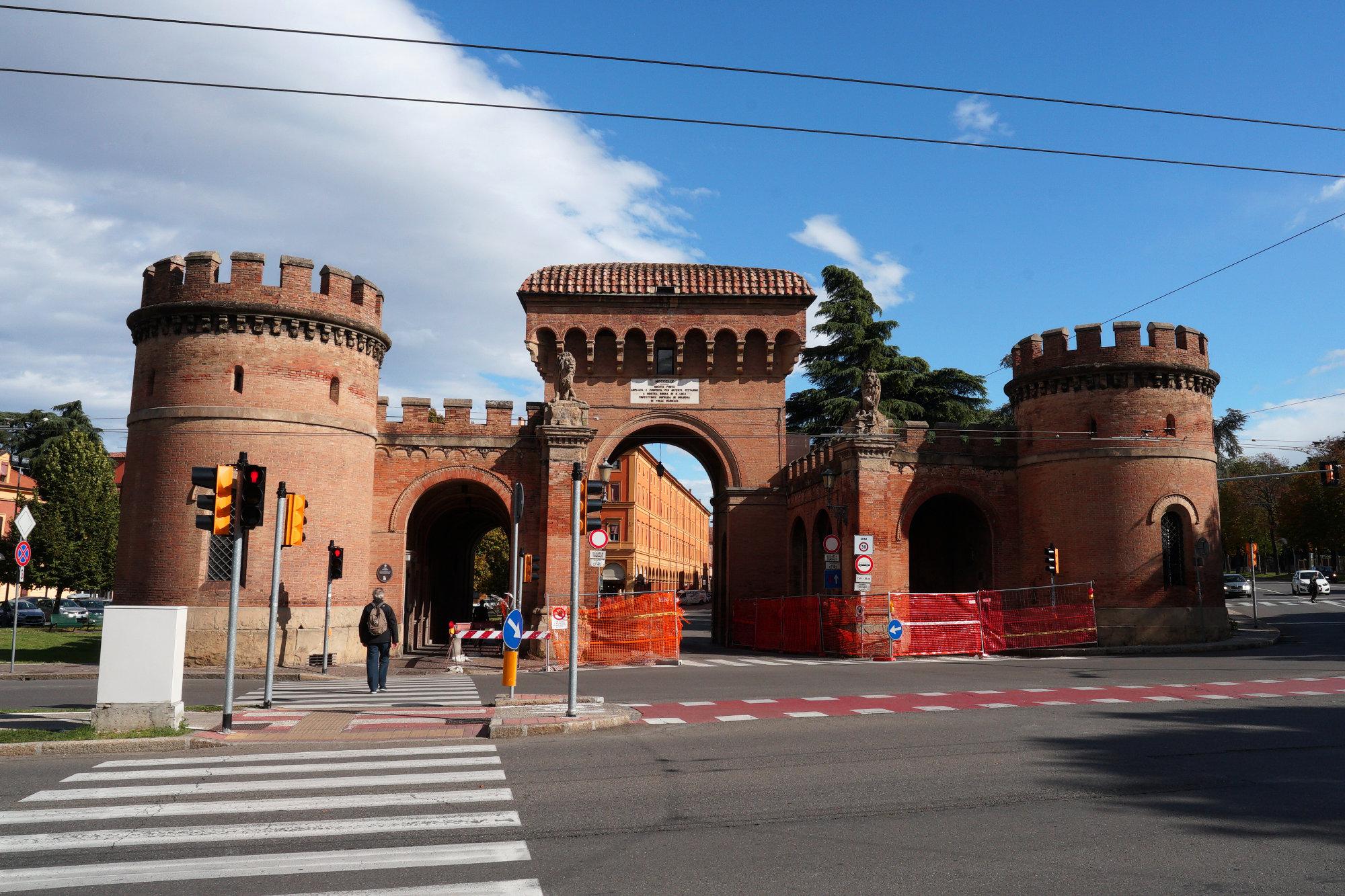 Bologna Porta Saragozza