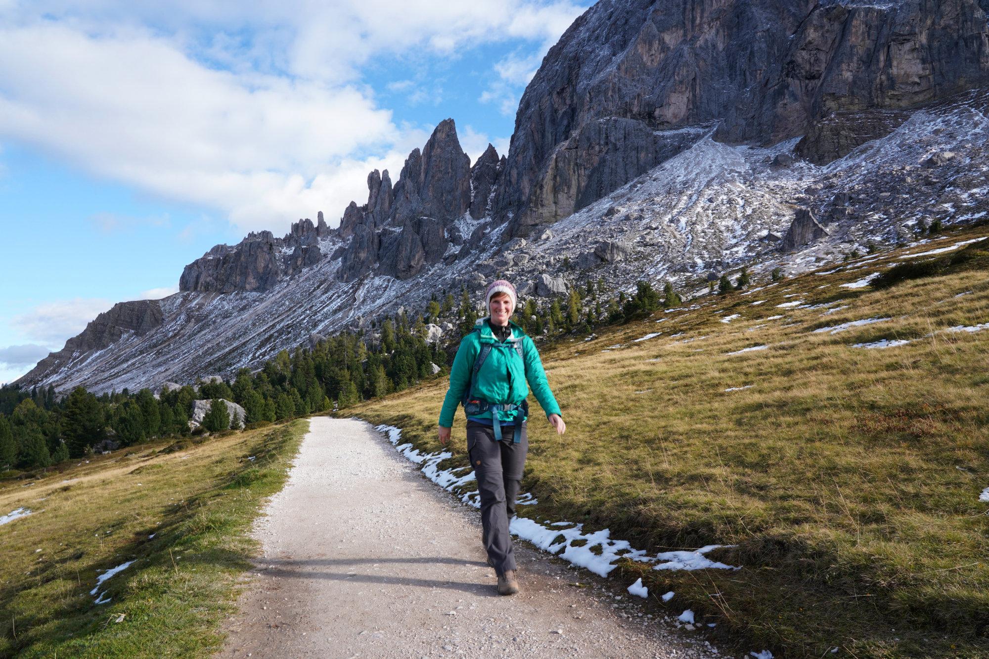 Peitlerkofel Rundwanderung Dolomiten