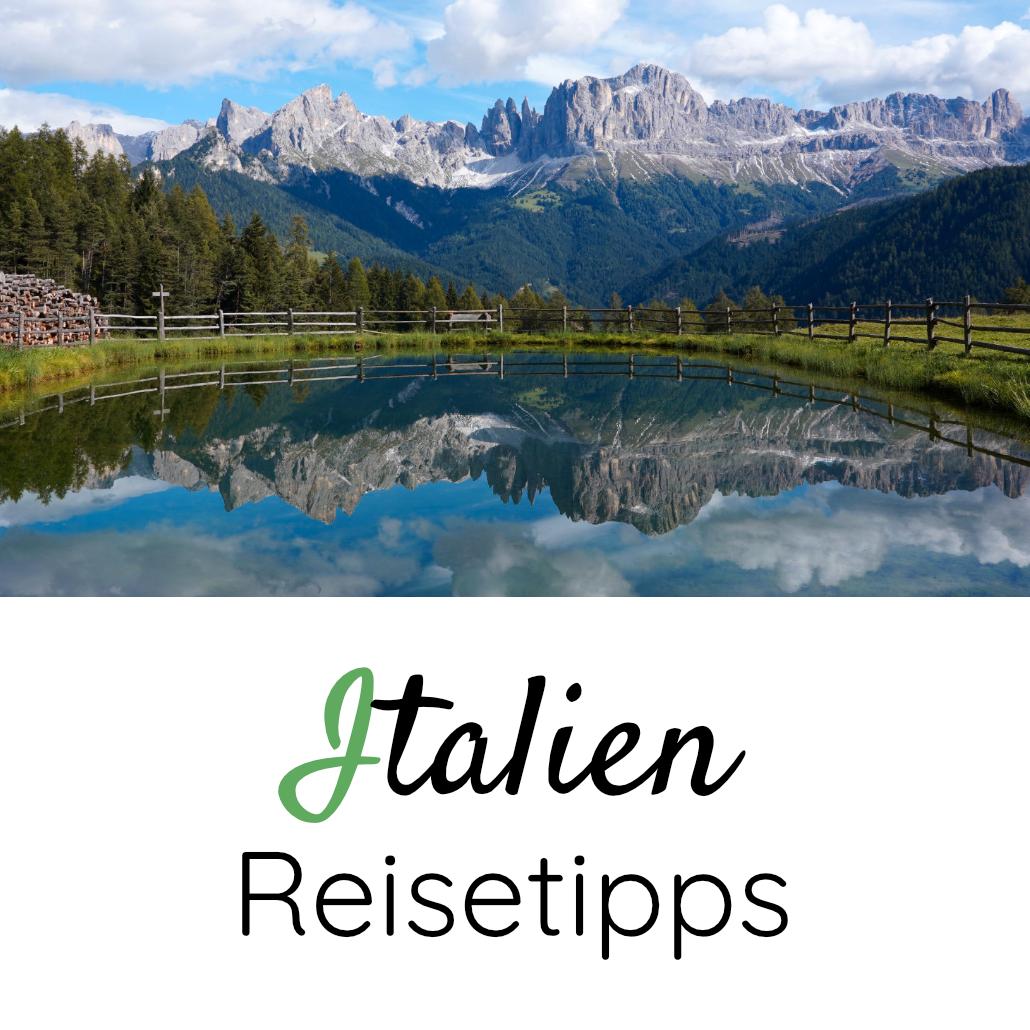 Italien Reisetipps