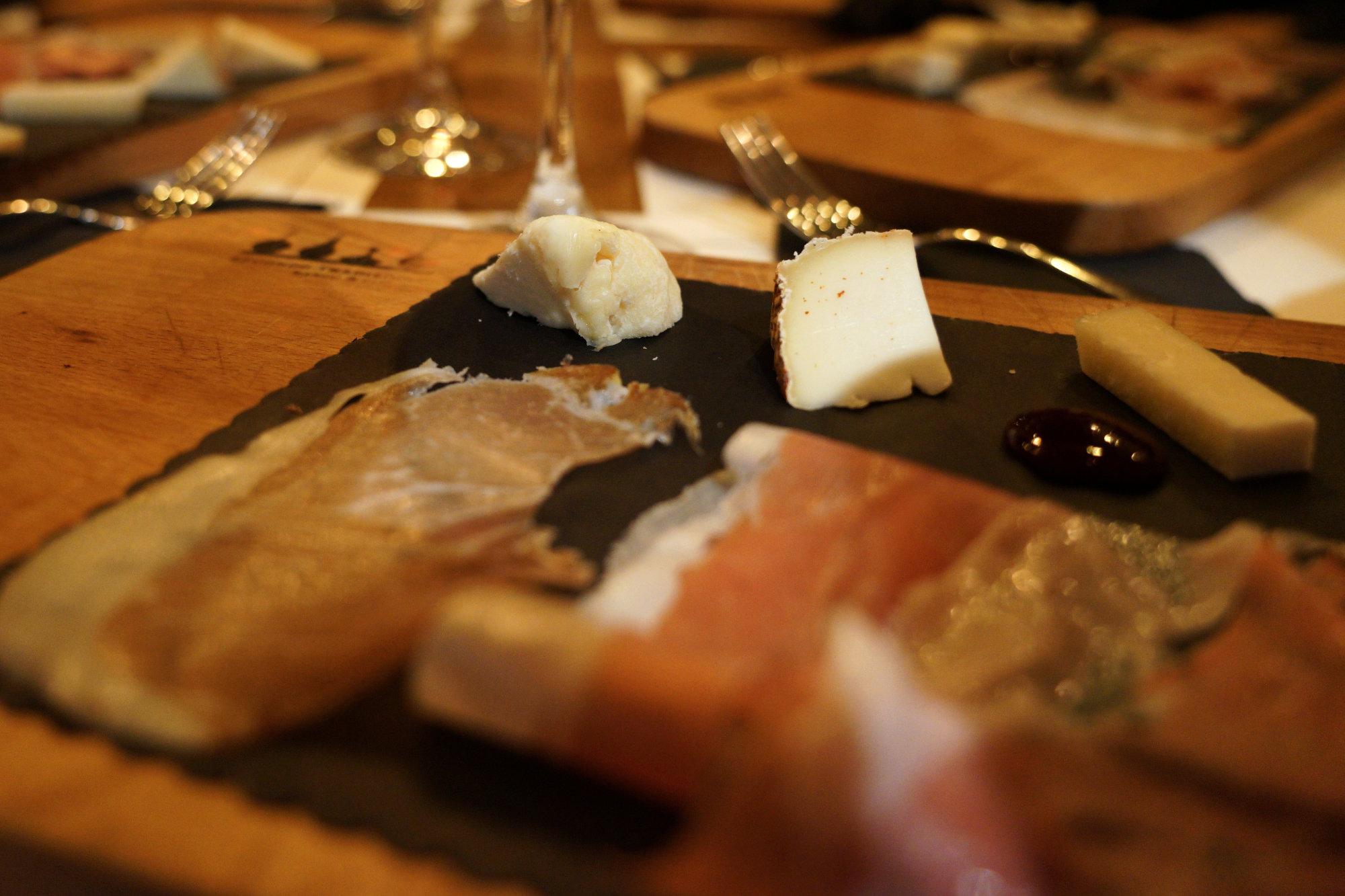 Rom Foodtour Seconde Tradizione Close Up Essen