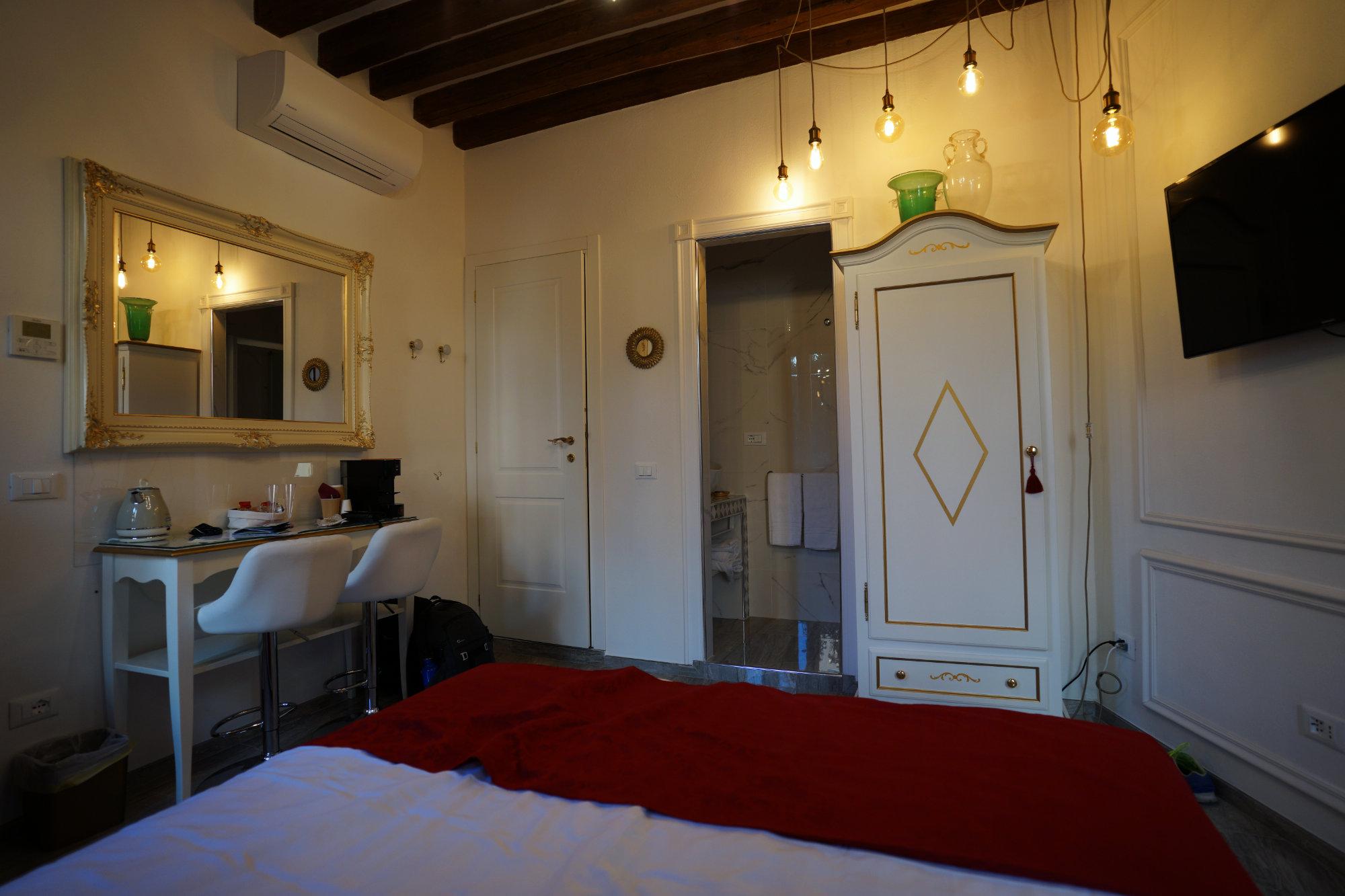 Venedig Hotel Zimmer