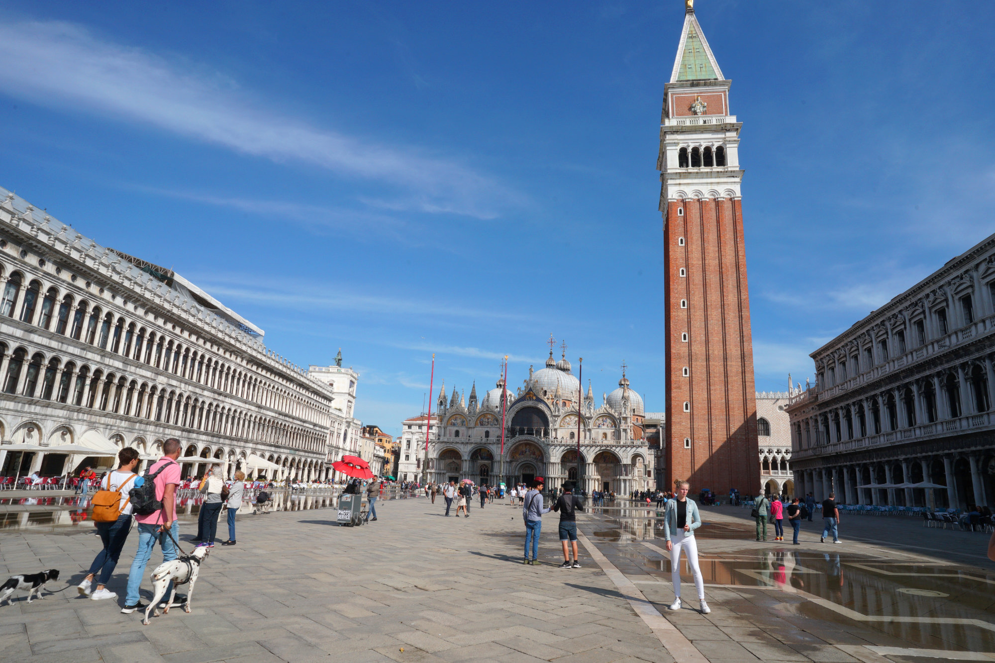 Venedig Markusplatz