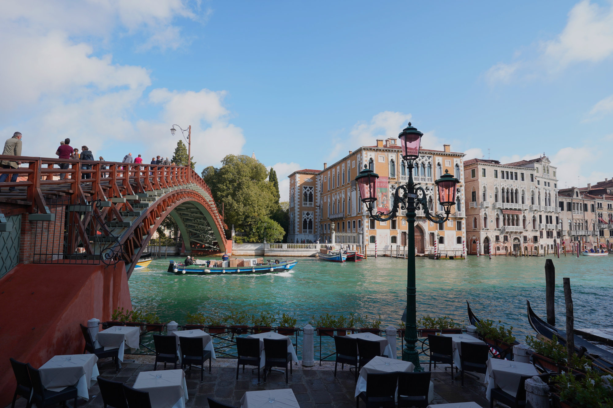 Venedig Ponte Accadamia