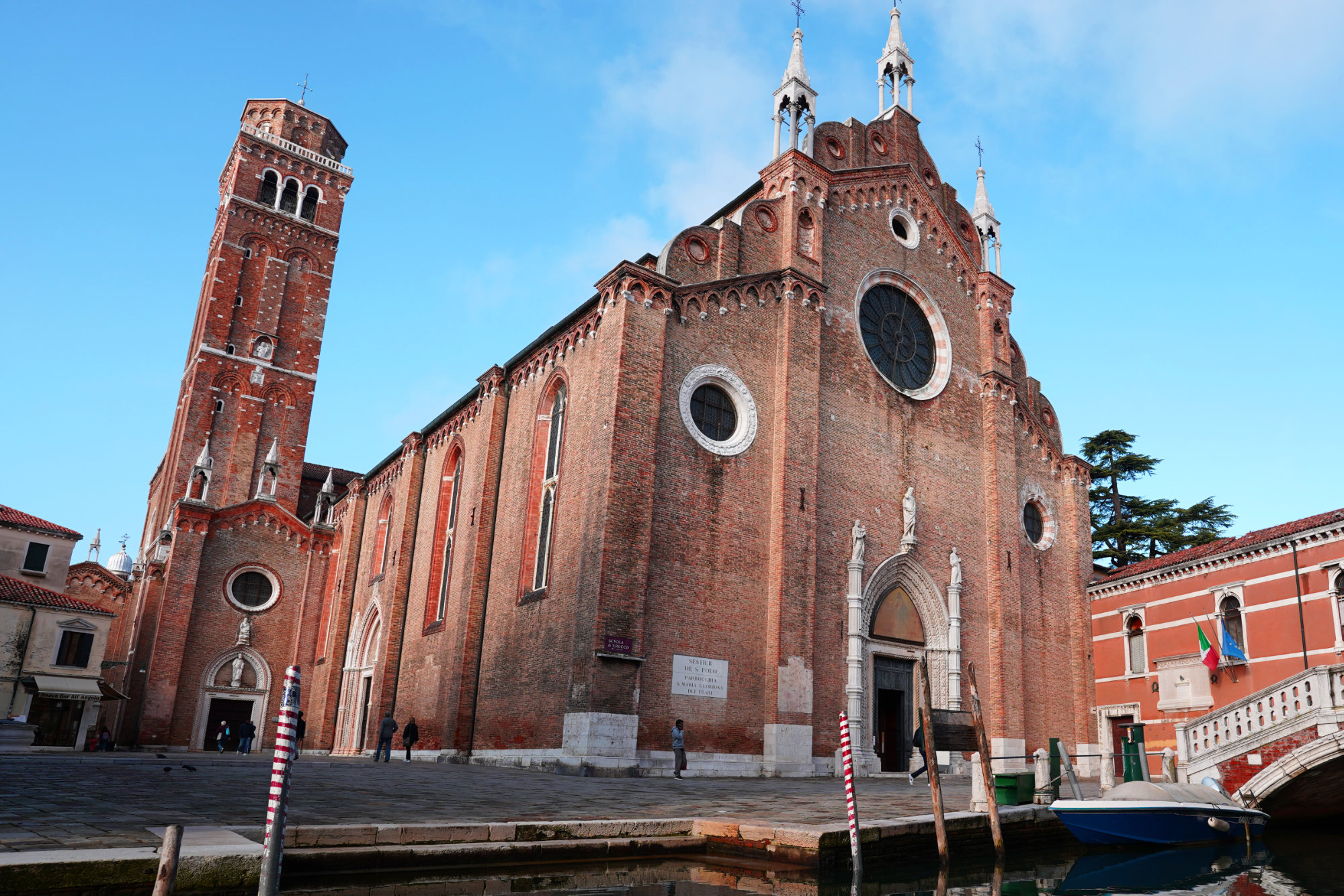 Venedig Santa Maria dei Frari