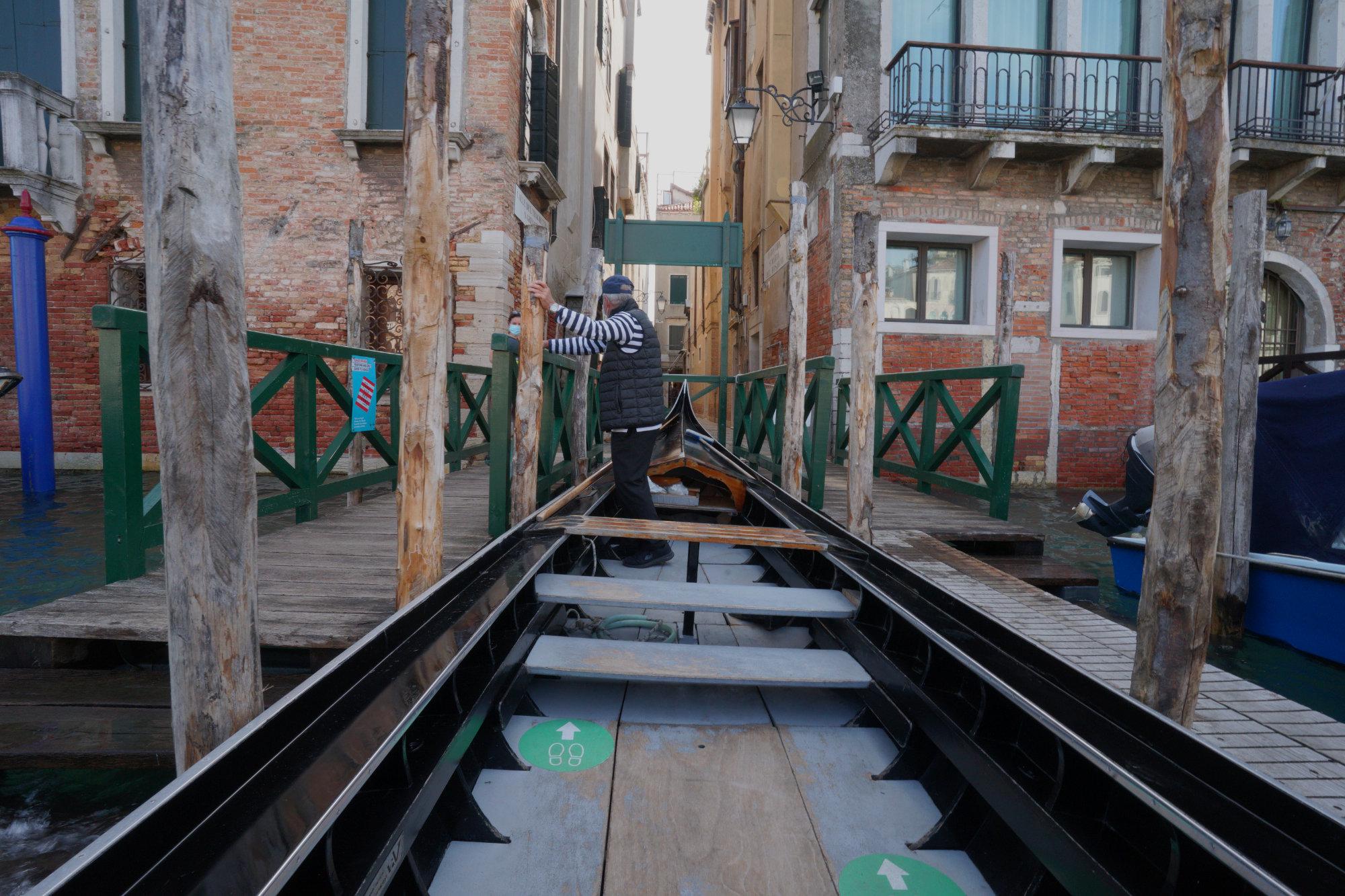 Venedig Traghetto I