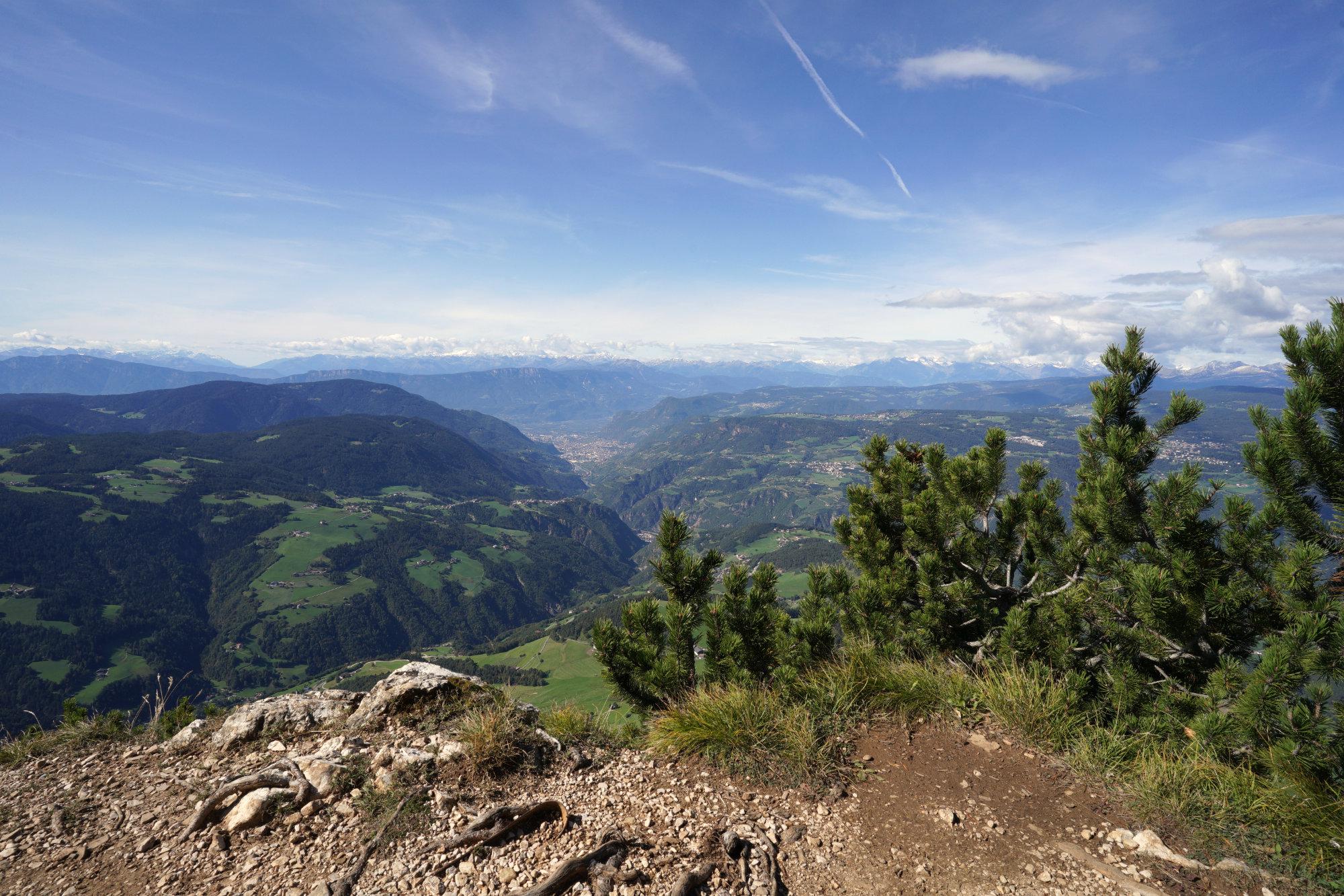 Völsegg Spitze Panorama