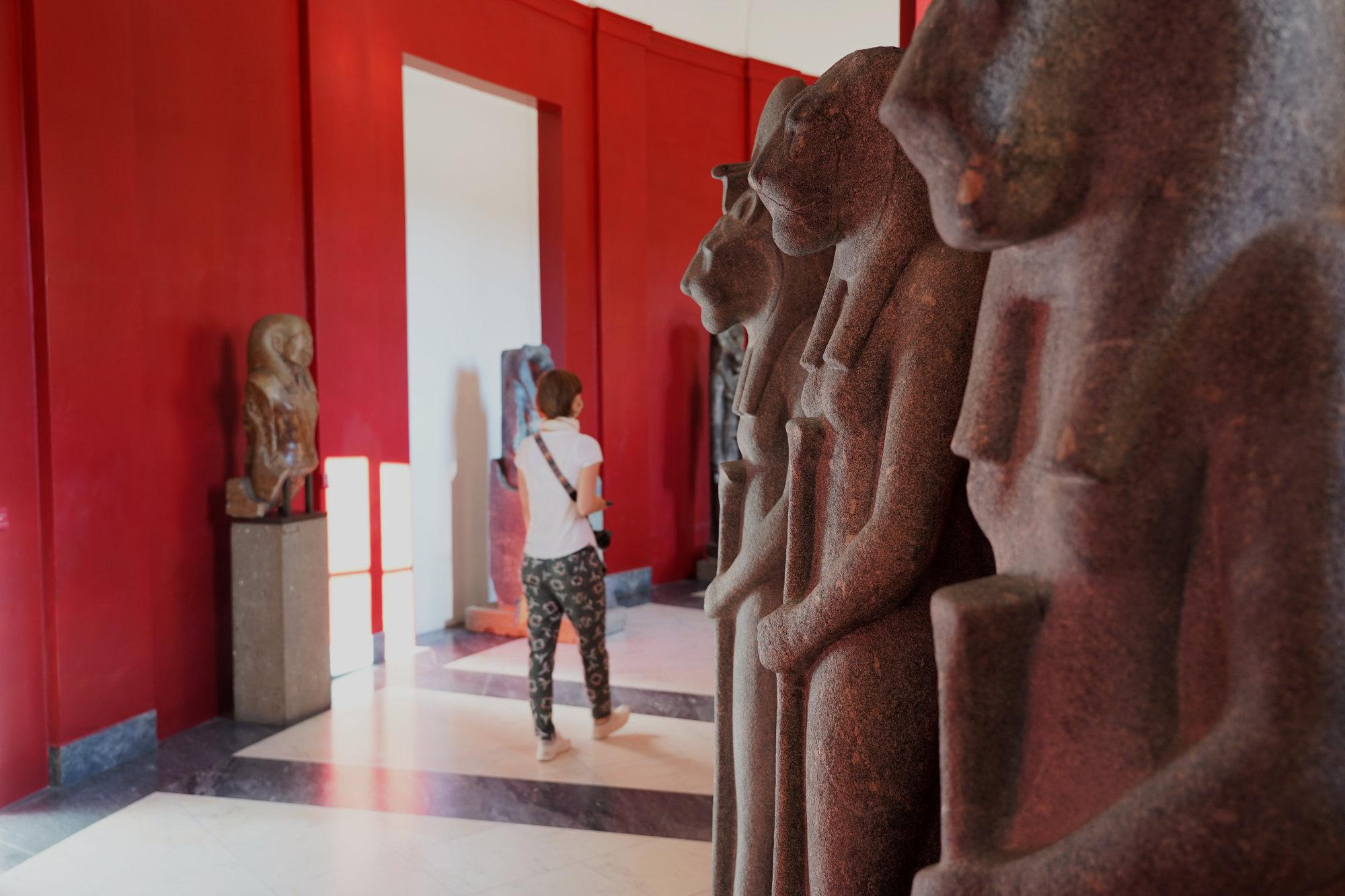 Vatikanische Museen Ägypten Franzi Mumien
