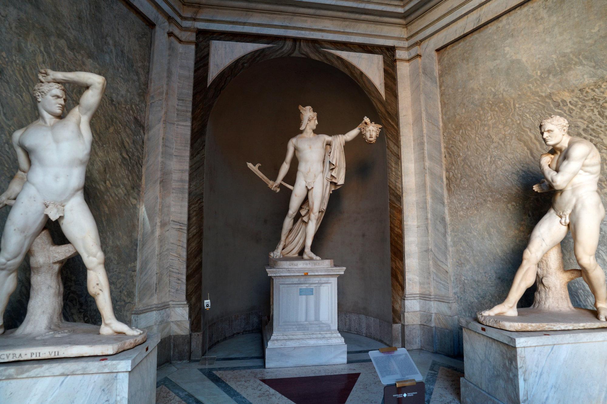 Vatikanische Museen Skulpturen